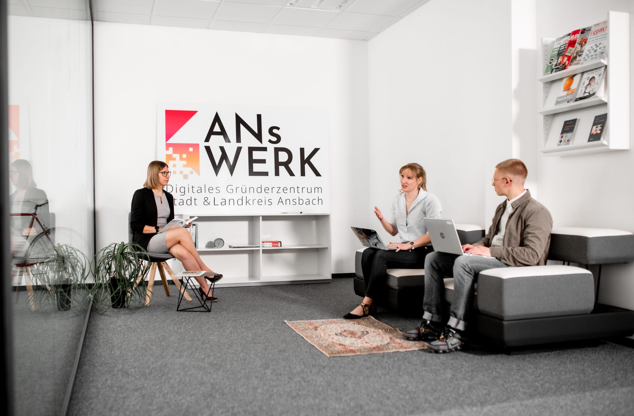 Blogbeitrag ANsWERK - Gründer*innen gesucht