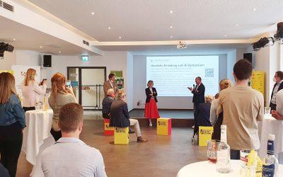 Eindrücke vom #foundersday21 – Ansbach digital